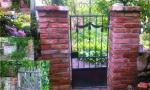 rekonstrukce zahradni branky, Mikulov